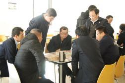 公司工会举办迎新春文体活动