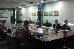 企划部组织召开数据防护前期技术交流会