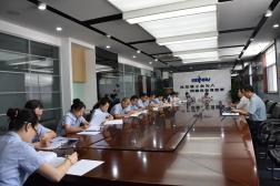 公司顺利通过ISO9001质量管理体系 换证审核
