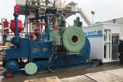 一体化泵驱撬新产品现场应用获好评