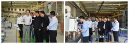 中国石油集团公司首席专家秦永和来我公司调研
